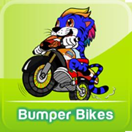 BubblePark - Bumper Bikes