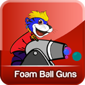 BubblePark – Foam Ball Guns