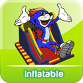 BubblePark - Inflatable