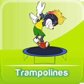 BubblePark – Trampolines