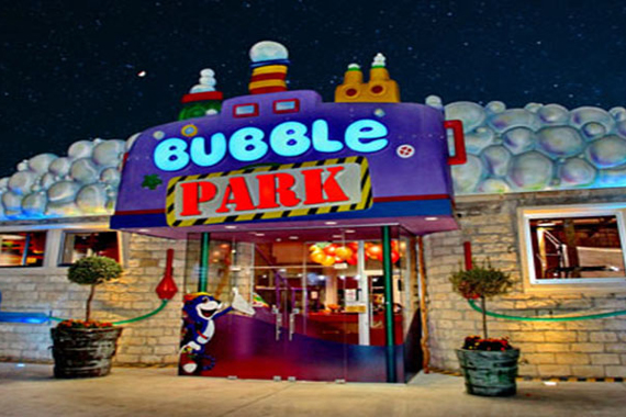 Bubble Park Limassol Fun Park