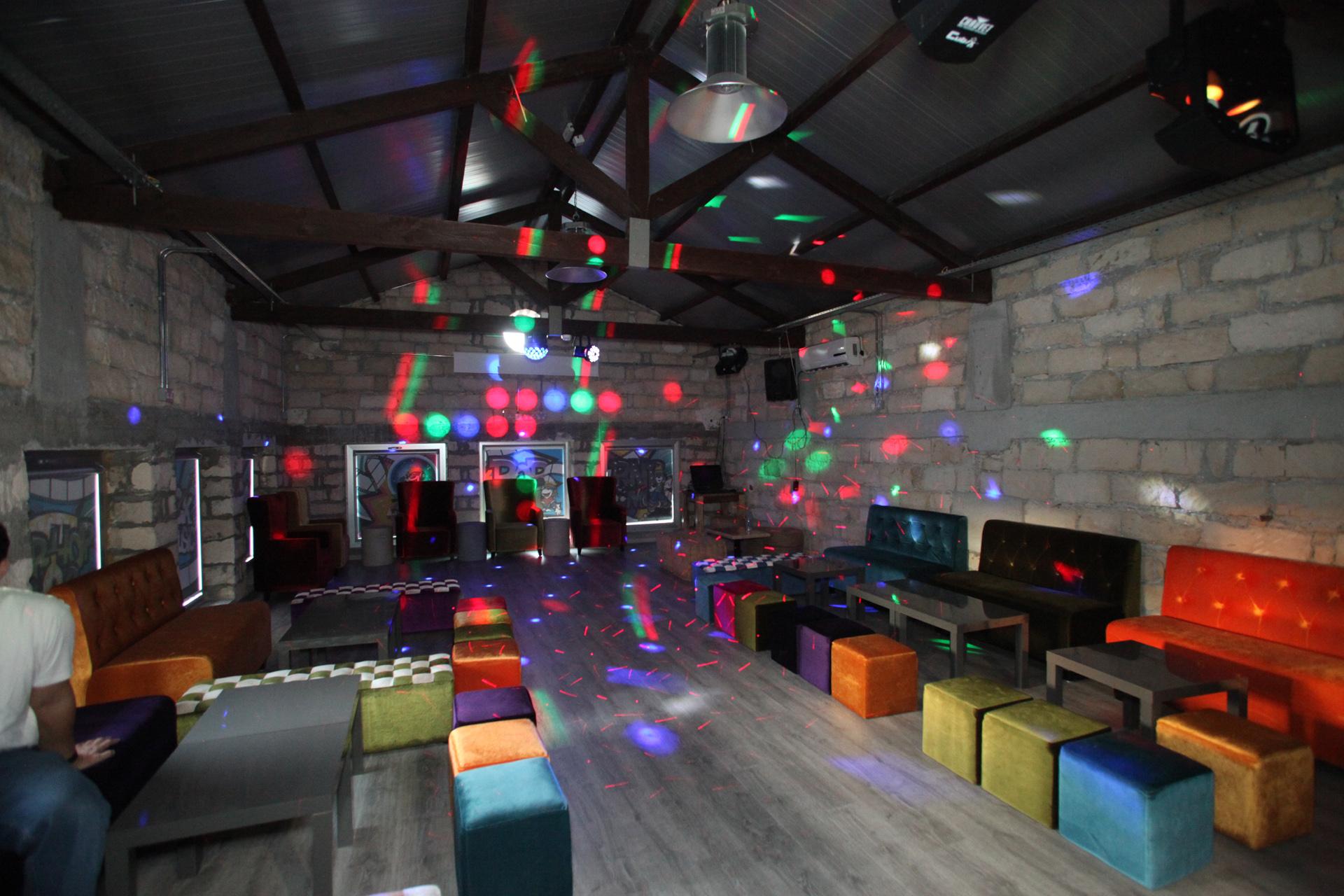 Bubble Park - Disco Room