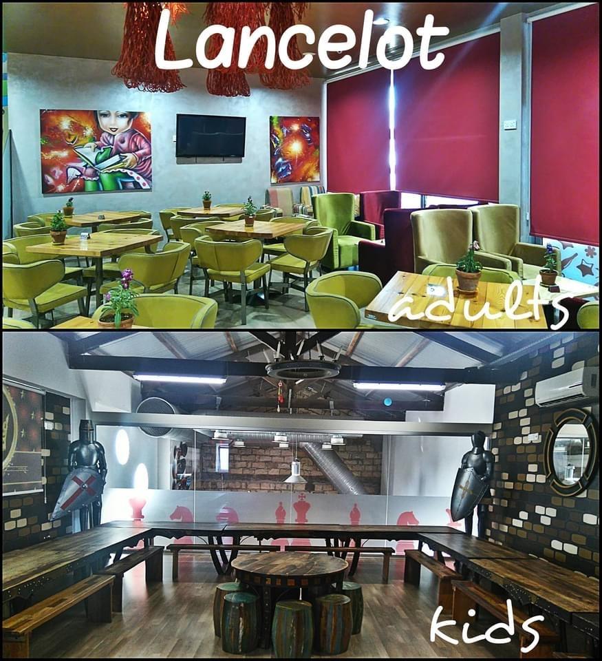 Lancelot both rooms